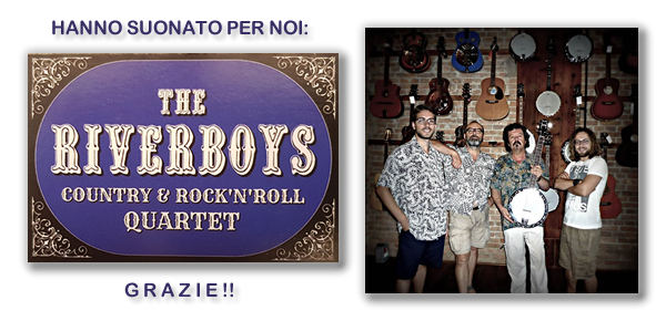 The Riverboys